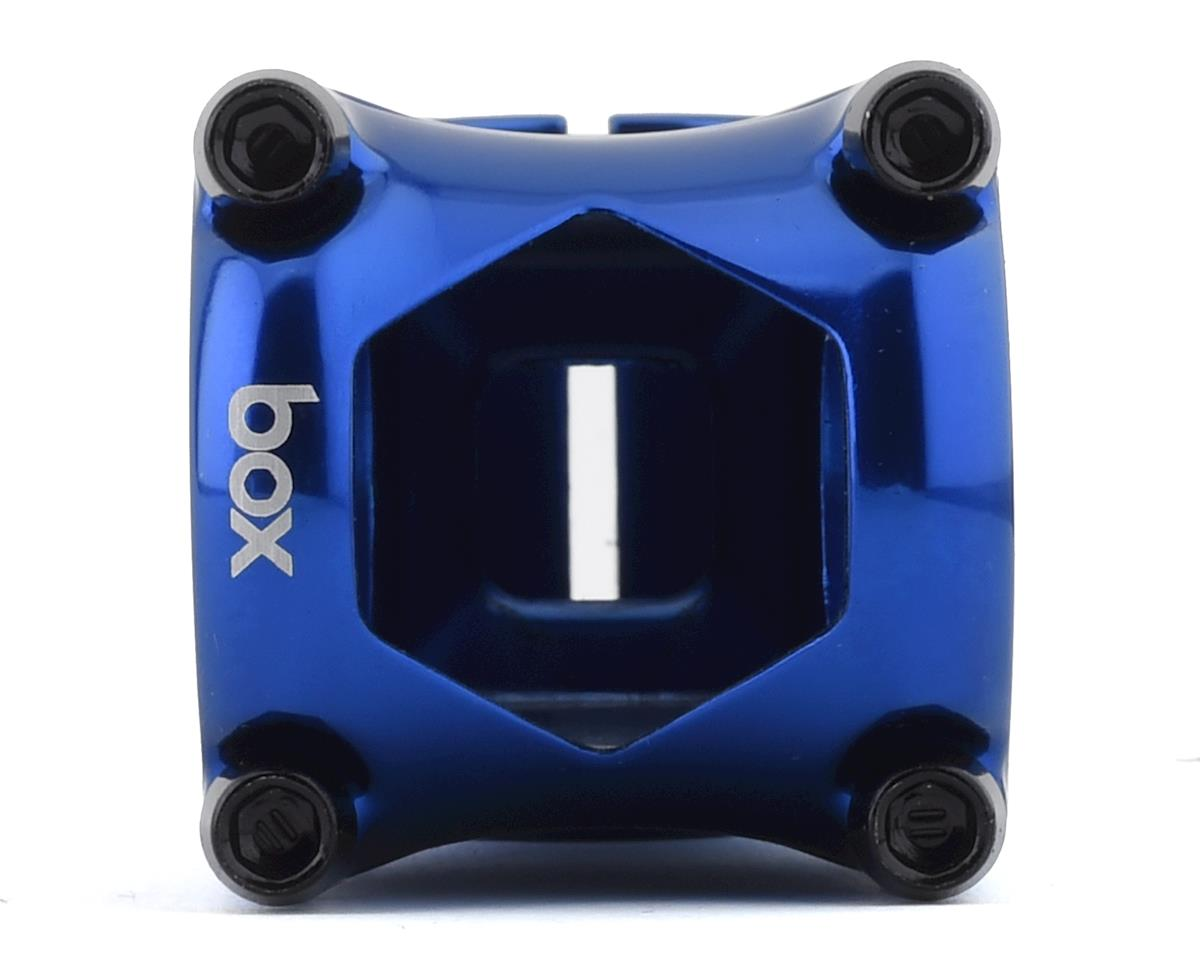"Box Hex Lab BMX Stem (Blue) (1"") (28.6mm Clamp) (45mm)"