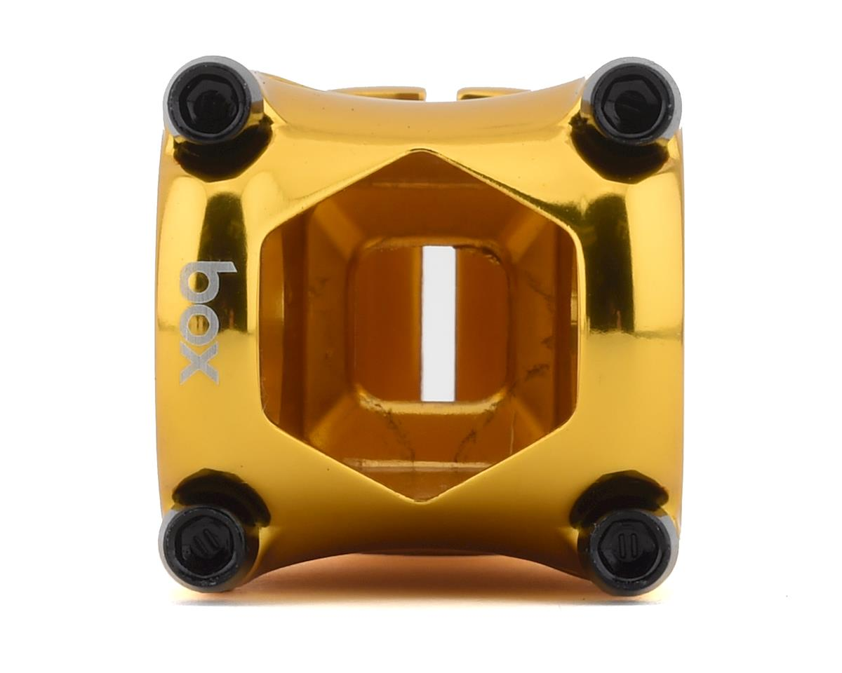 "Image 3 for Box BMX Stem (1"") (Gold) (45mm)"