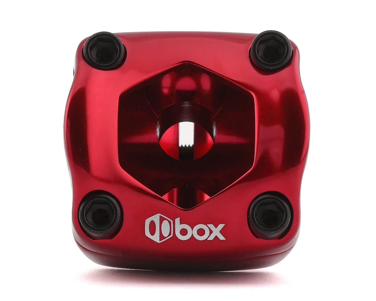 Box Front Load Box One Stem (31.8mm Clamp) (Red) (48mm)