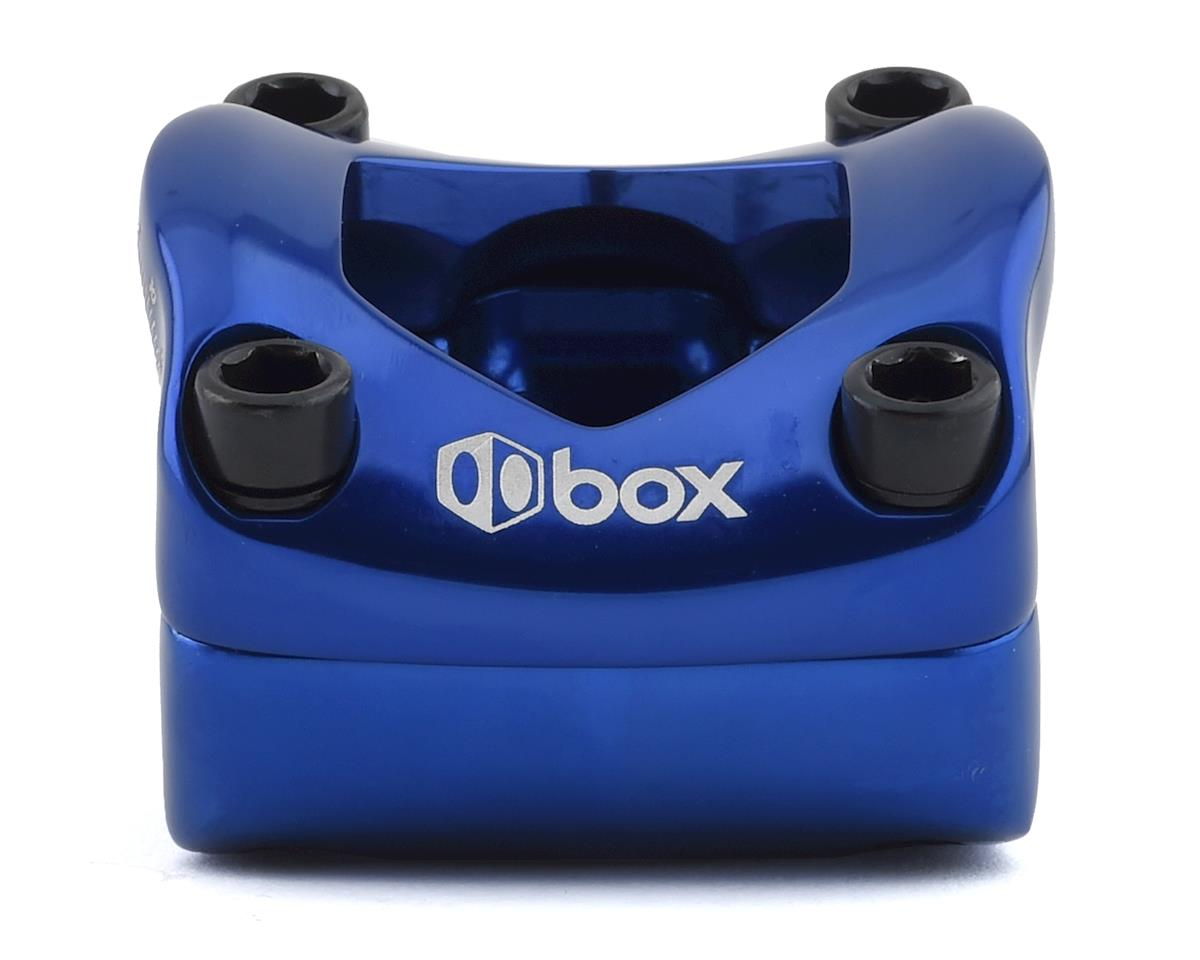 Box One Top Load Stem (31.8mm Clamp) (48mm Length) (Blue) (48mm)