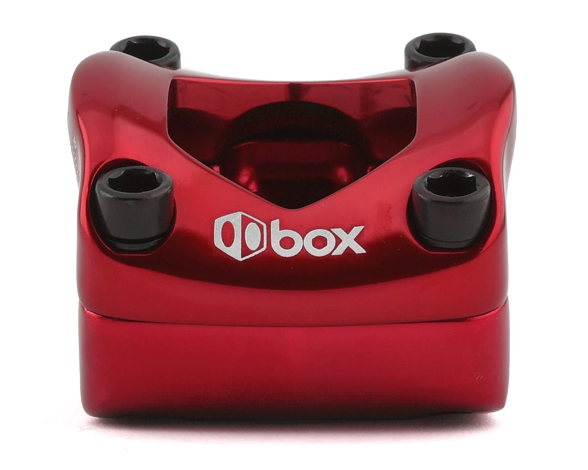 Box One Top Load Stem (31.8mm Clamp) (Red) (48mm)