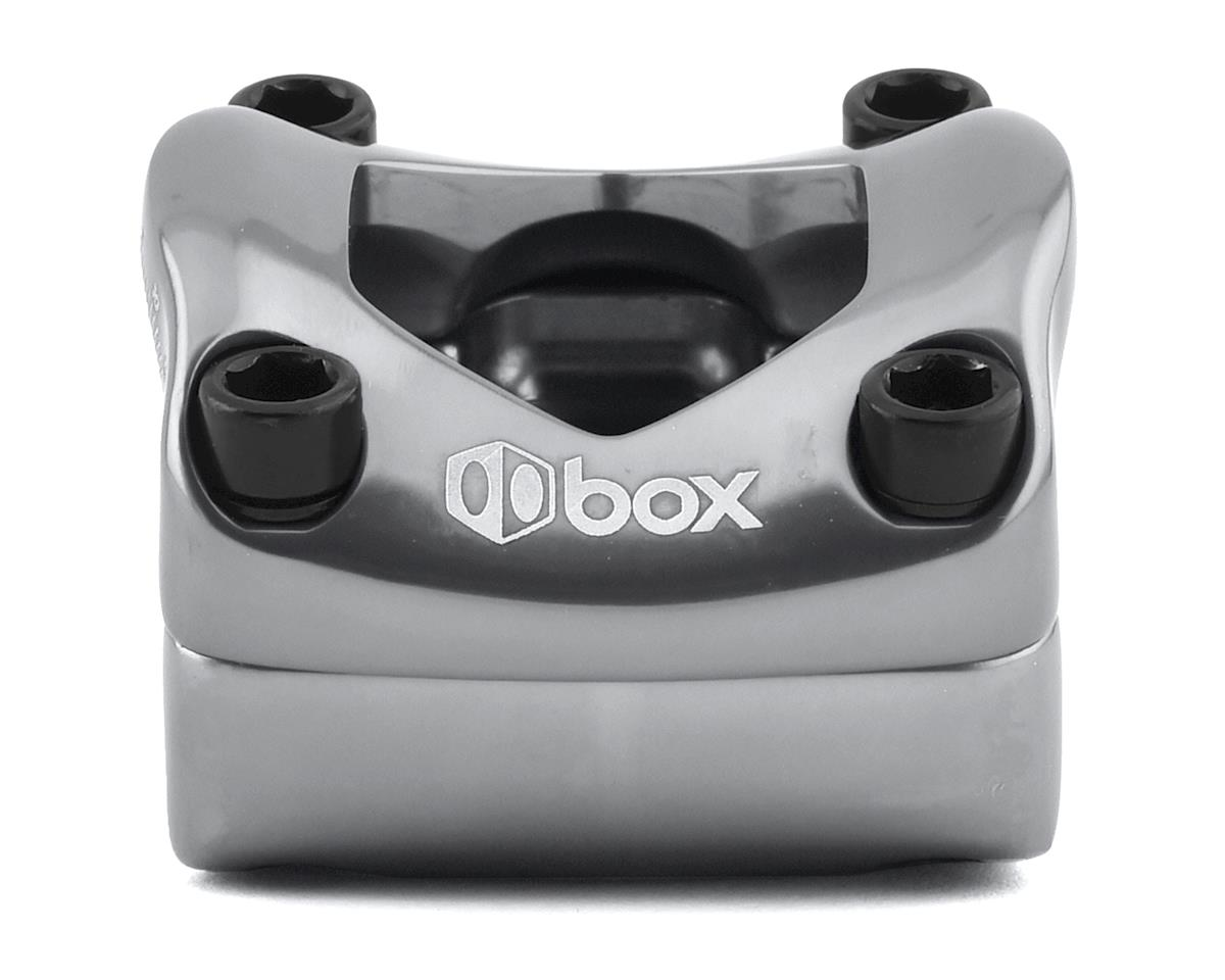 Box Top Load Box One Stem (31.8mm Clamp) (Silver) (48mm)