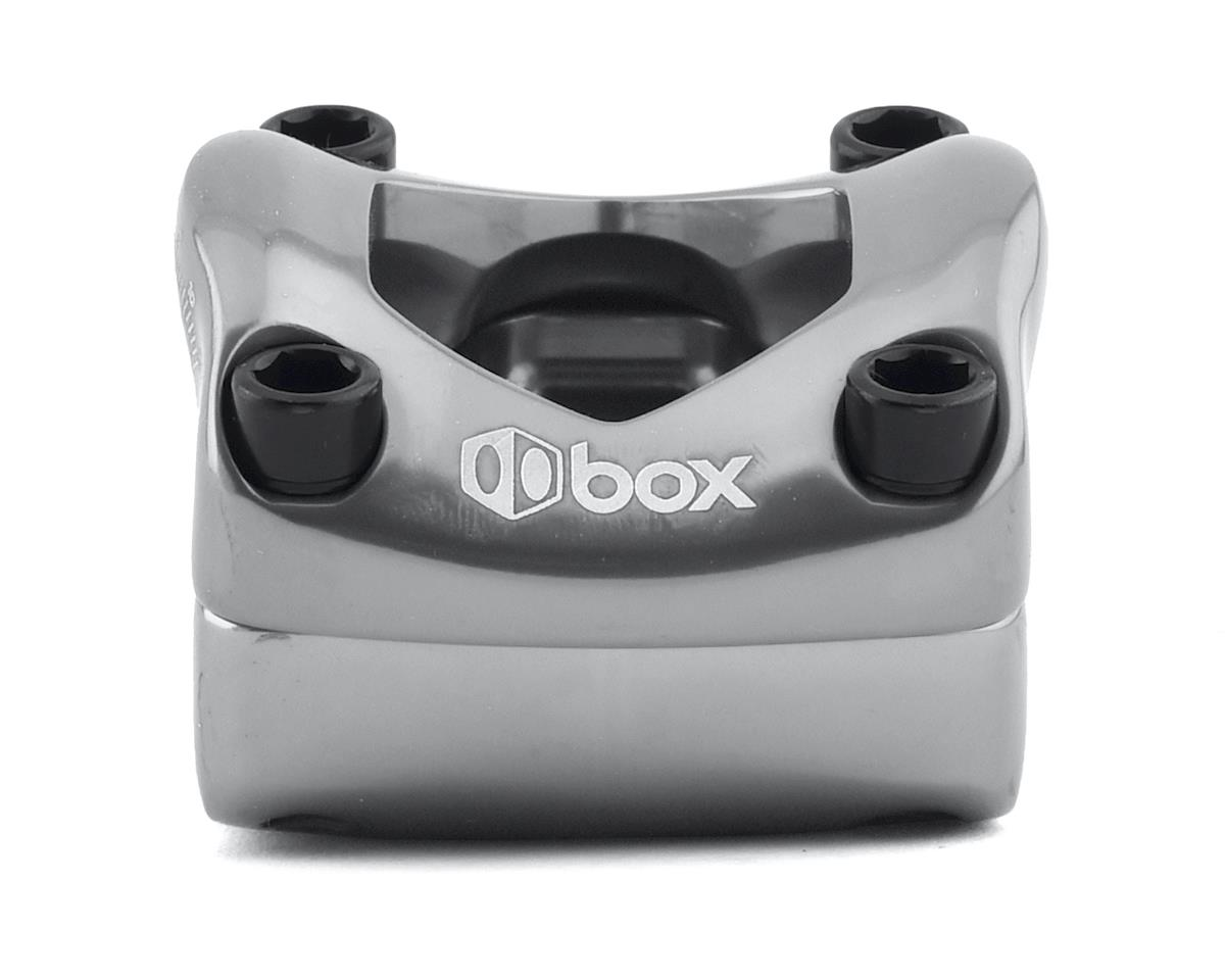 Box Top Load Box One Stem (31.8mm Clamp) (Silver) (53mm)