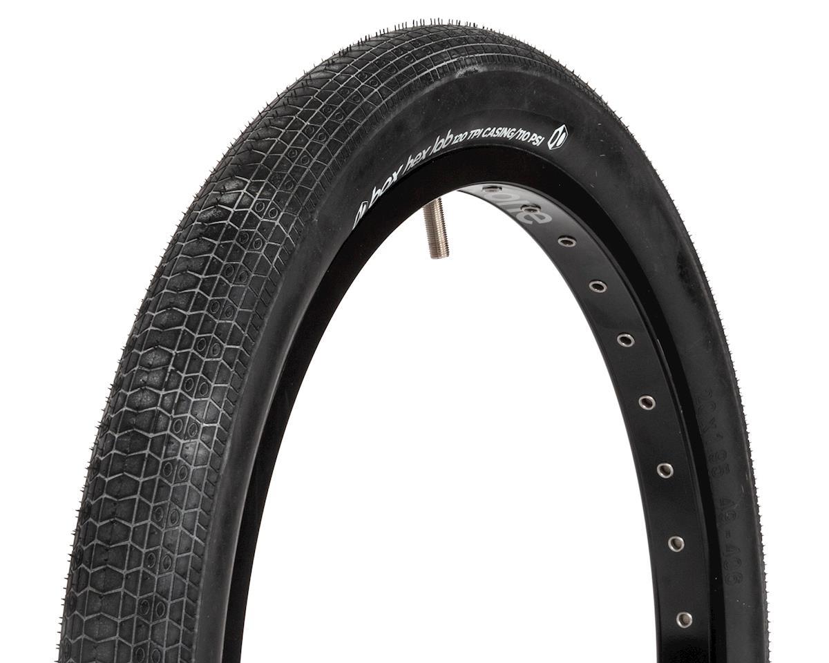 Box Hex Lab Race Tire (Wire Bead) (20 x 1.95)