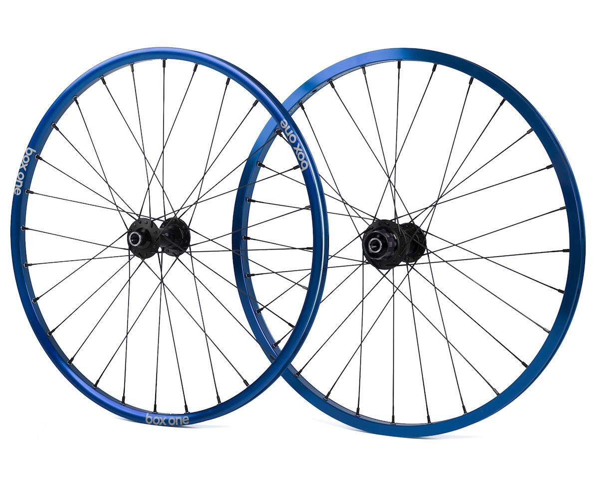 Image 1 for Box One Stealth Expert BMX Wheelset (20 x 1-1/8) (Blue)