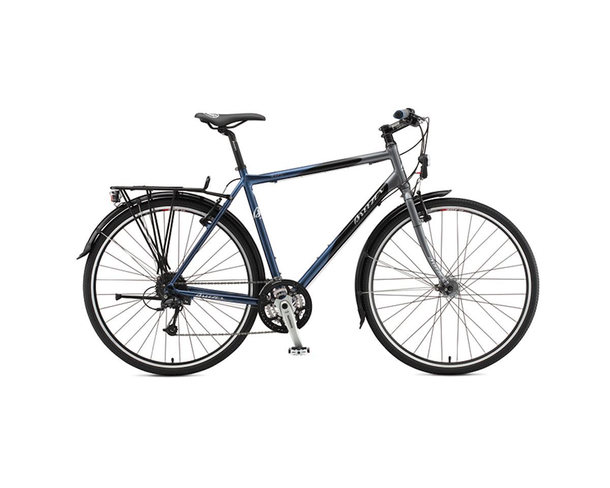 Breezer Liberty City Bike - 2011 (Blue/Pewter)