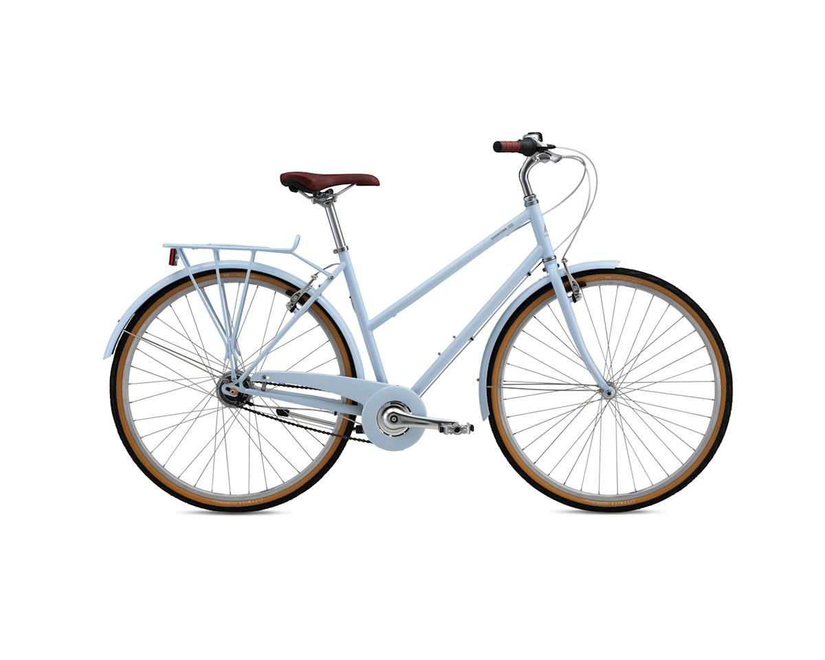 Breezer Downtown 8 ST City Bike - 2016 (Blue) (Xsmall)