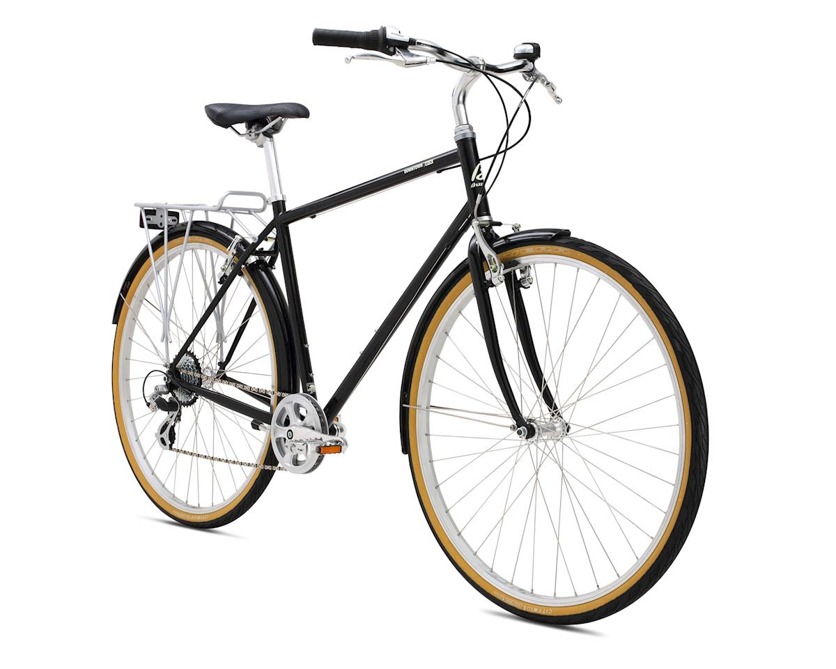 Breezer Downtown EX City Bike - 2016 (Black)
