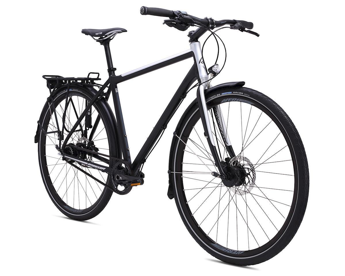 Breezer Beltway 11+ City Bike - 2016 (Black)