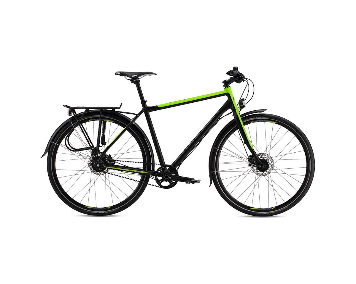 Breezer Beltway 8+ City Bike - 2016 (Black)