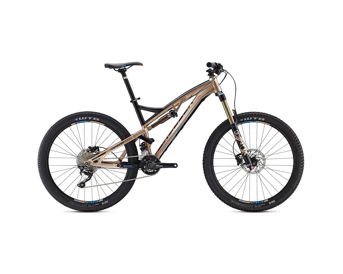 Breezer Repack Expert 27.5 Mountain Bike - 2017 (Gold)