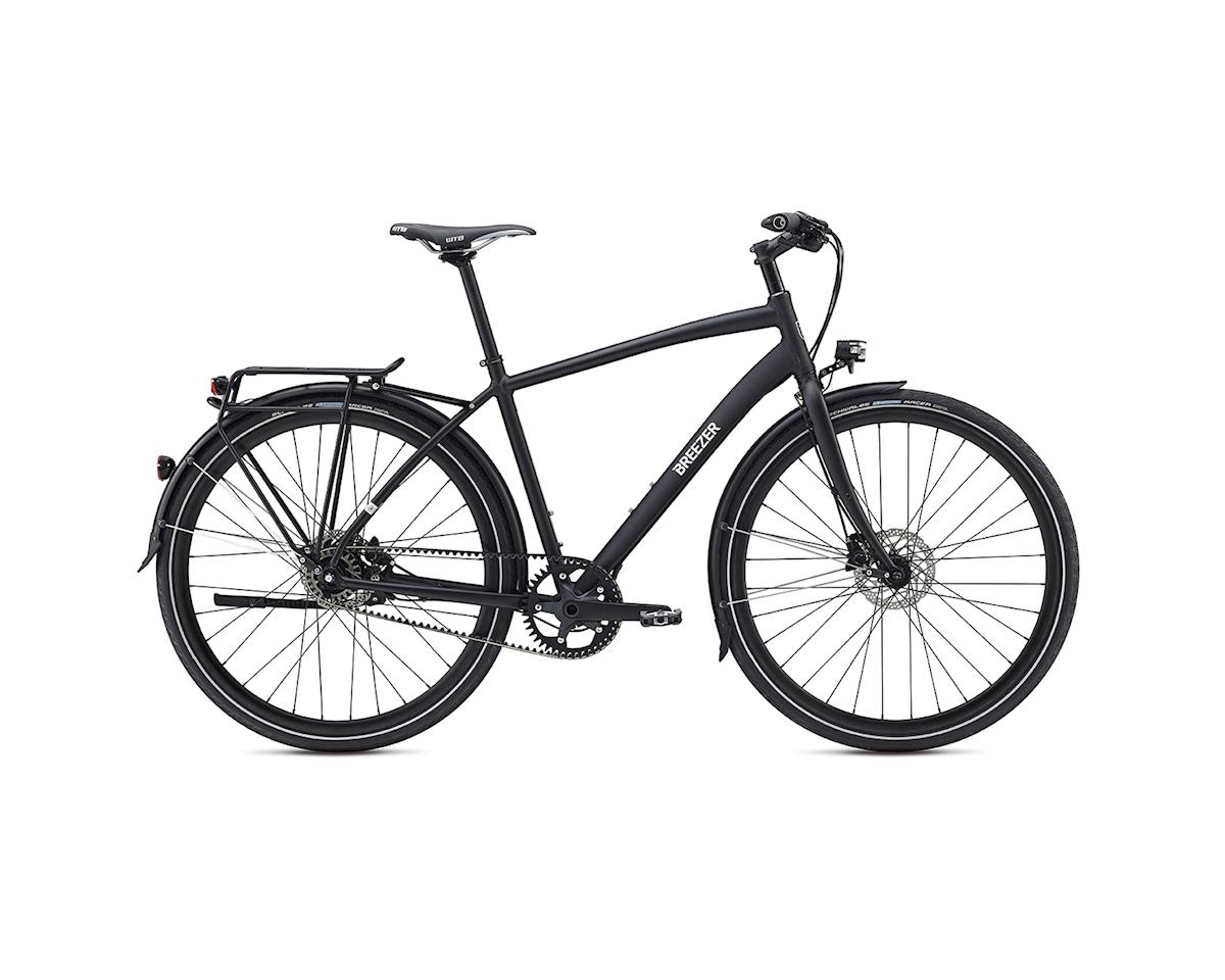 Breezer Beltway 11+ City Bike -- 2017 Performance Exclusive (Black   Green)  (46) f4df3f556