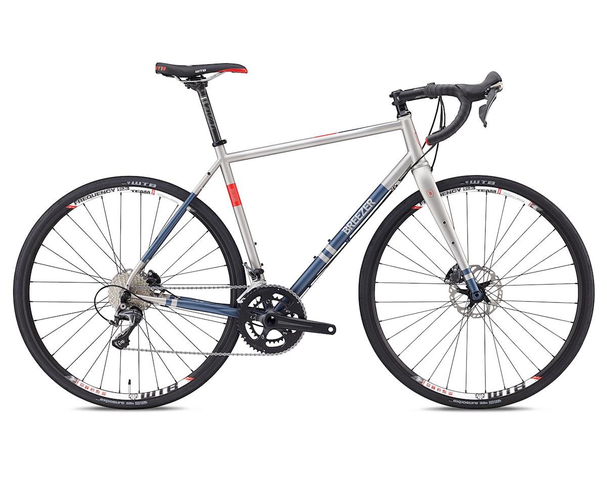 Breezer 2018 Inversion Team Gravel Bike (Satin Light Grey) (M)
