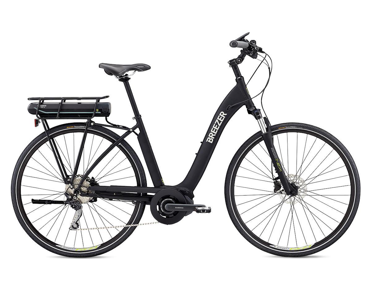 Breezer 2018 Greenway LS USA E-Bike (Satin Black) (L)