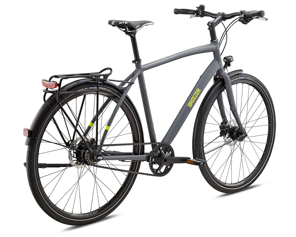 Image 2 for Breezer 2017 Beltway 8+ Commuter Bike (Satin Grey)