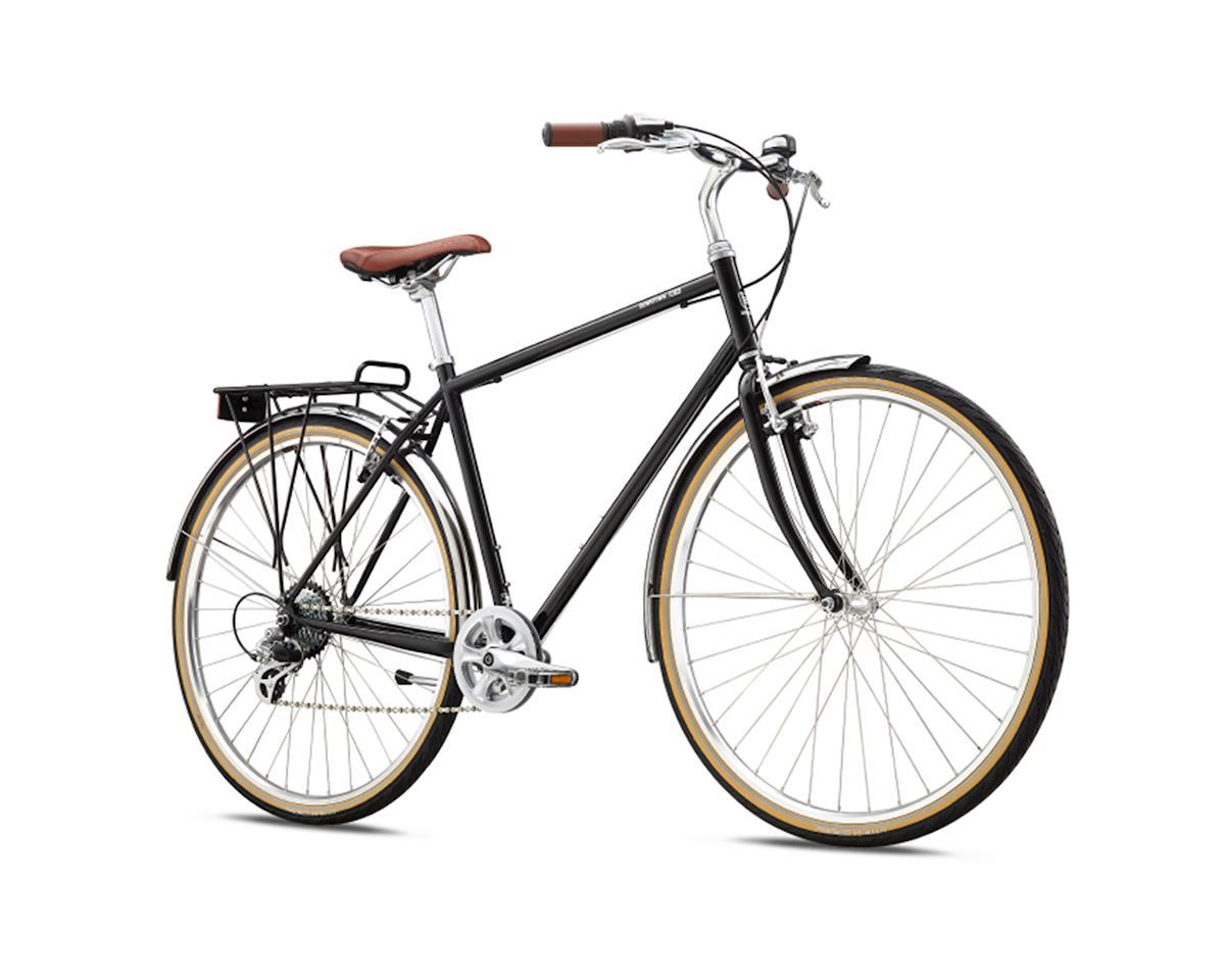 Breezer Downtown EX City Bike - 2018 (Racing Green)