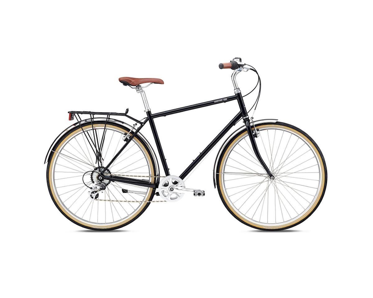 Image 2 for Breezer Downtown EX City Bike - 2018 (Racing Green)