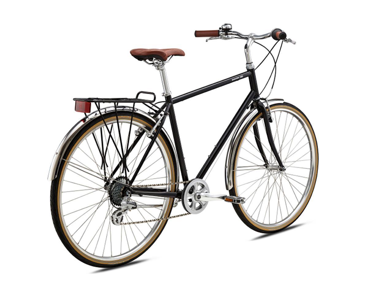 Image 3 for Breezer Downtown EX City Bike - 2018 (Racing Green)