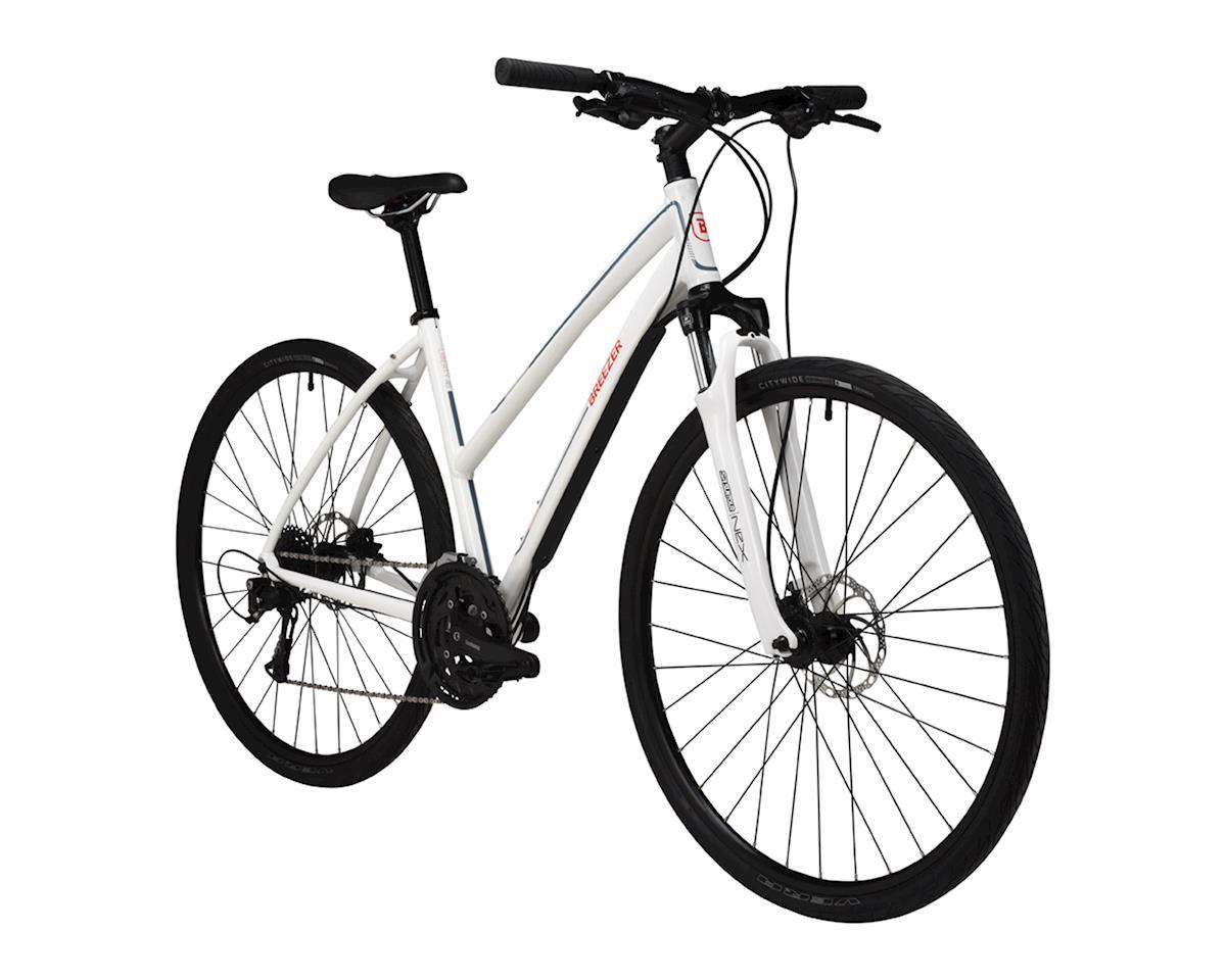 Breezer Liberty 4S Women's City Bike - Closeout (40 Cm)
