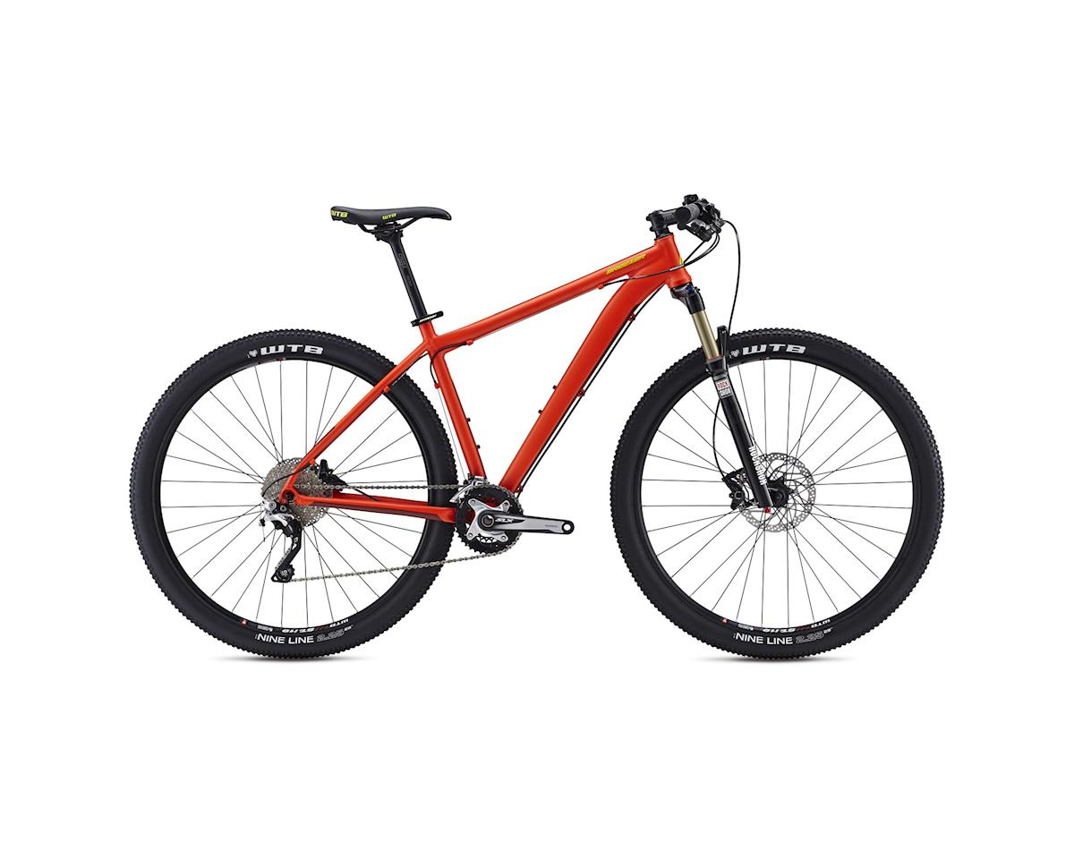Breezer Thunder Pro 29er Mountain Bike - 2016 (Orange) (21)