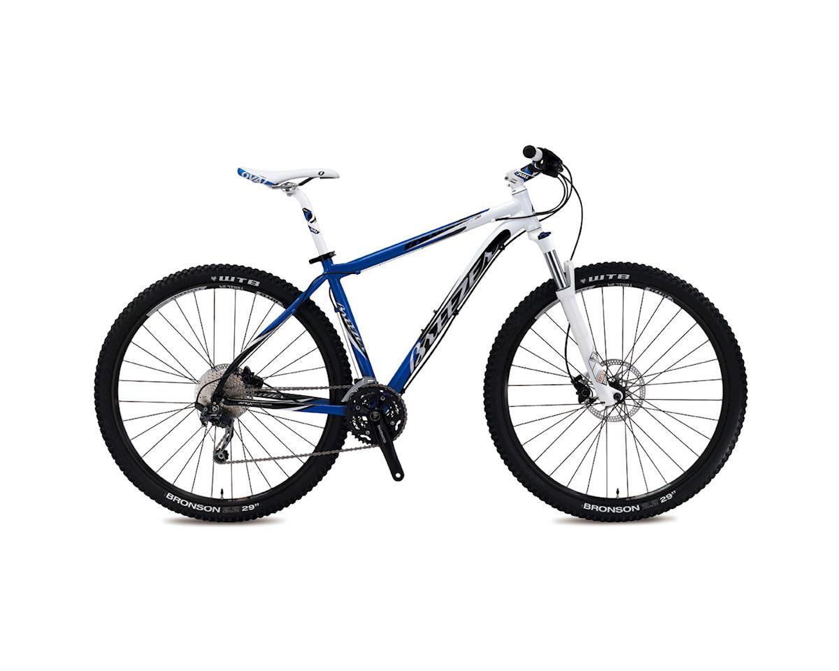 Breezer Thunder Comp 29er Mountain Bike - 2012 (Blue) (18.5)