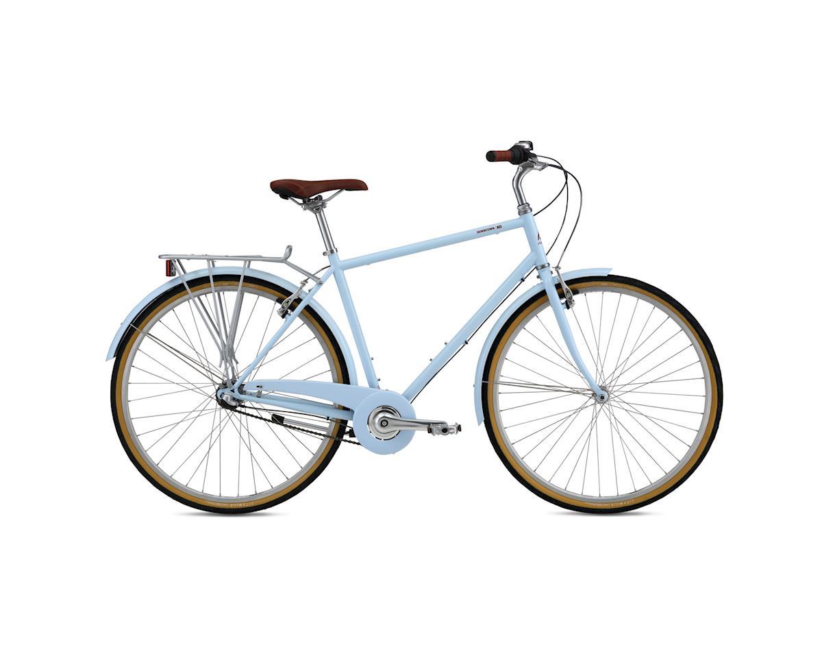 Breezer Downtown 3 City Bike - 2016 (Lgt Blu) (56)