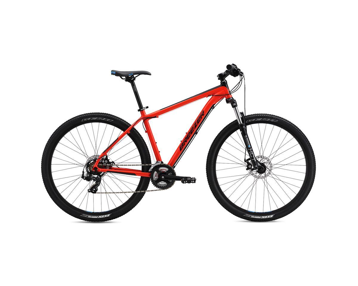 Breezer Storm 29er Mountain Bike - 2016 (Orange) (19.5)