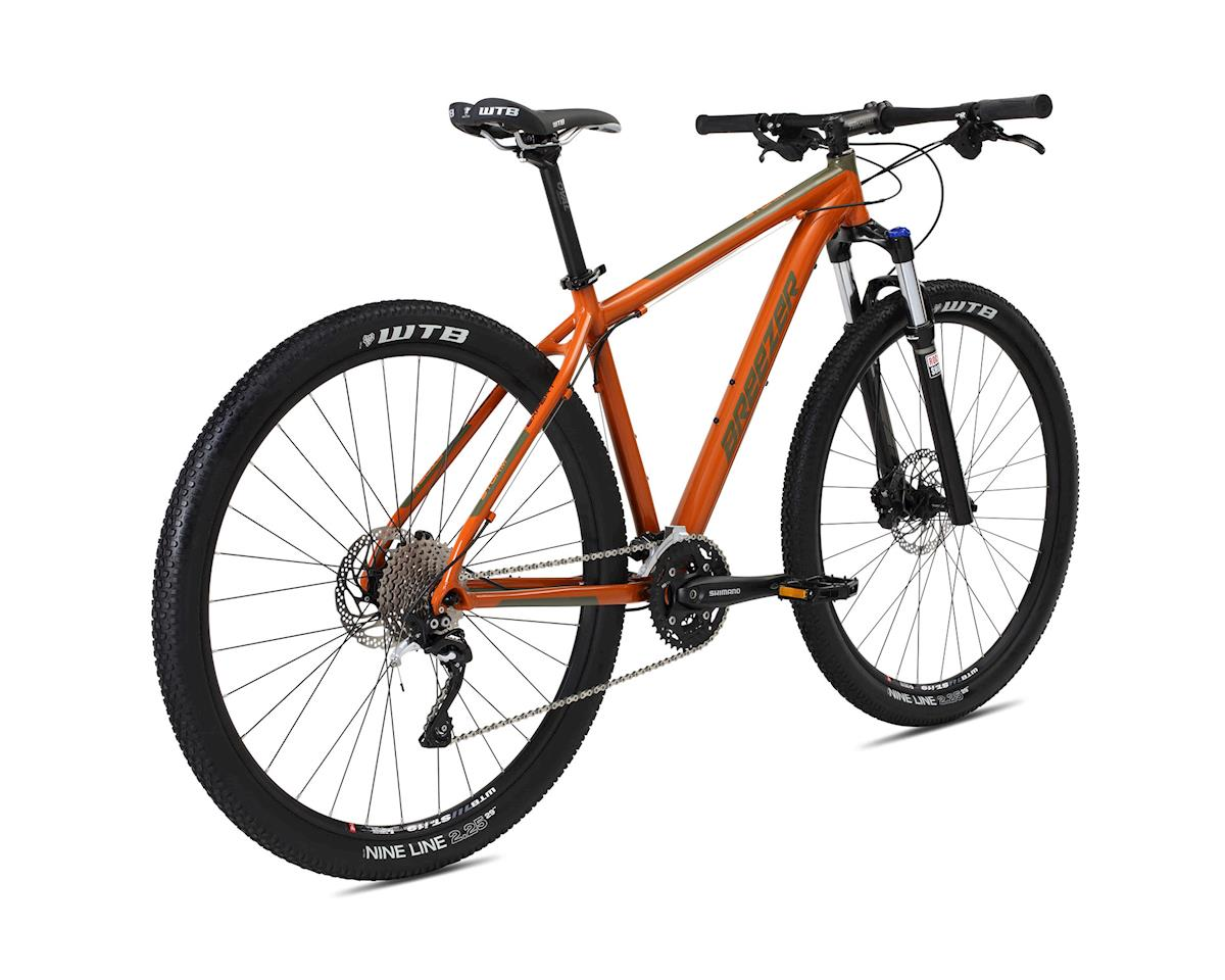 Breezer Storm 29er Expert Mountain Bike - 2016 (Orange) (17)