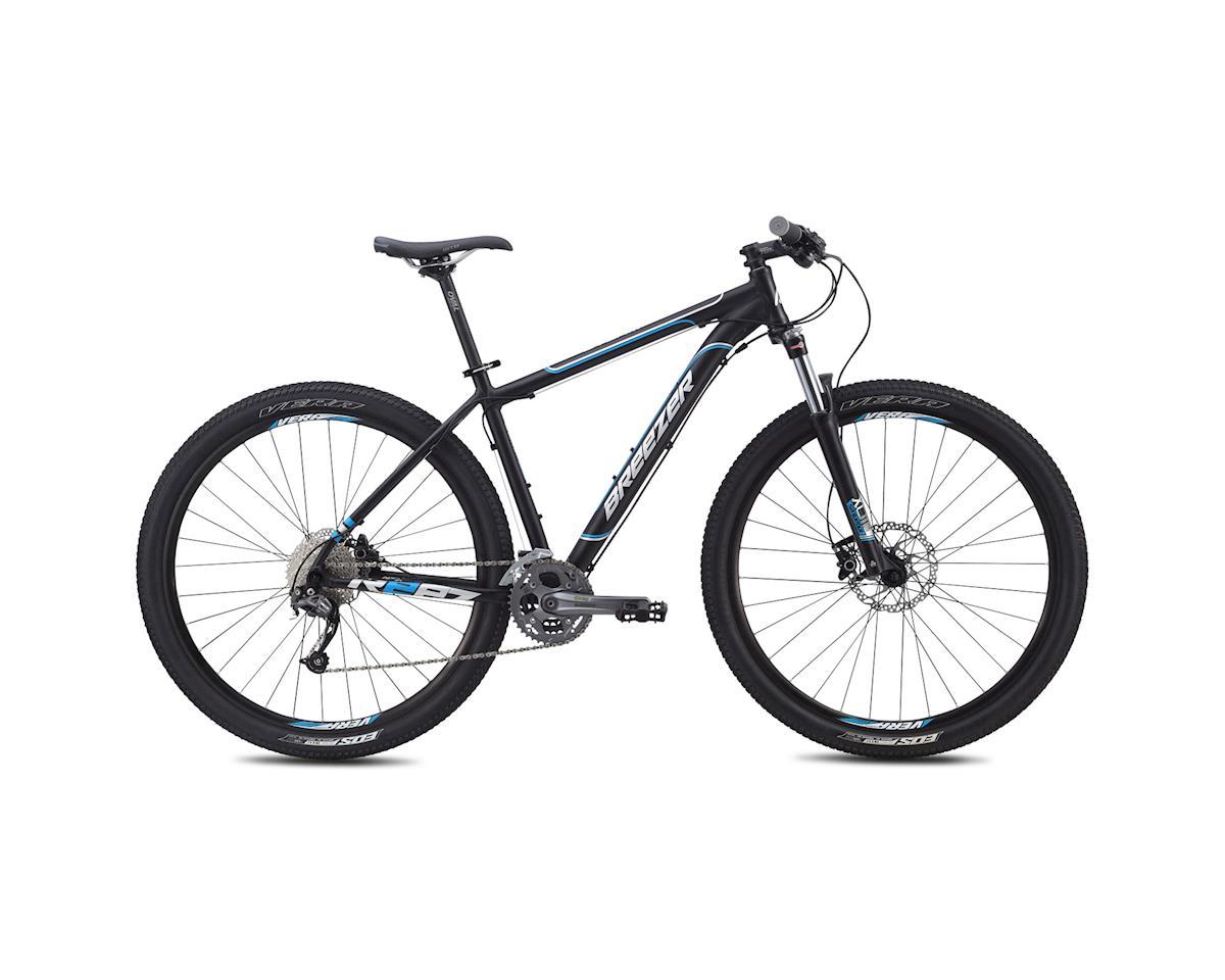 Breezer Storm Comp 29er Mountain Bike - 2015 (Black / Cyan) (15)
