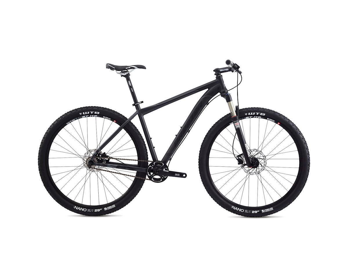 Breezer Thunder One Single-Speed Cross Country Mountain Bike - 2014 (Gloss Black/Grey) (15)