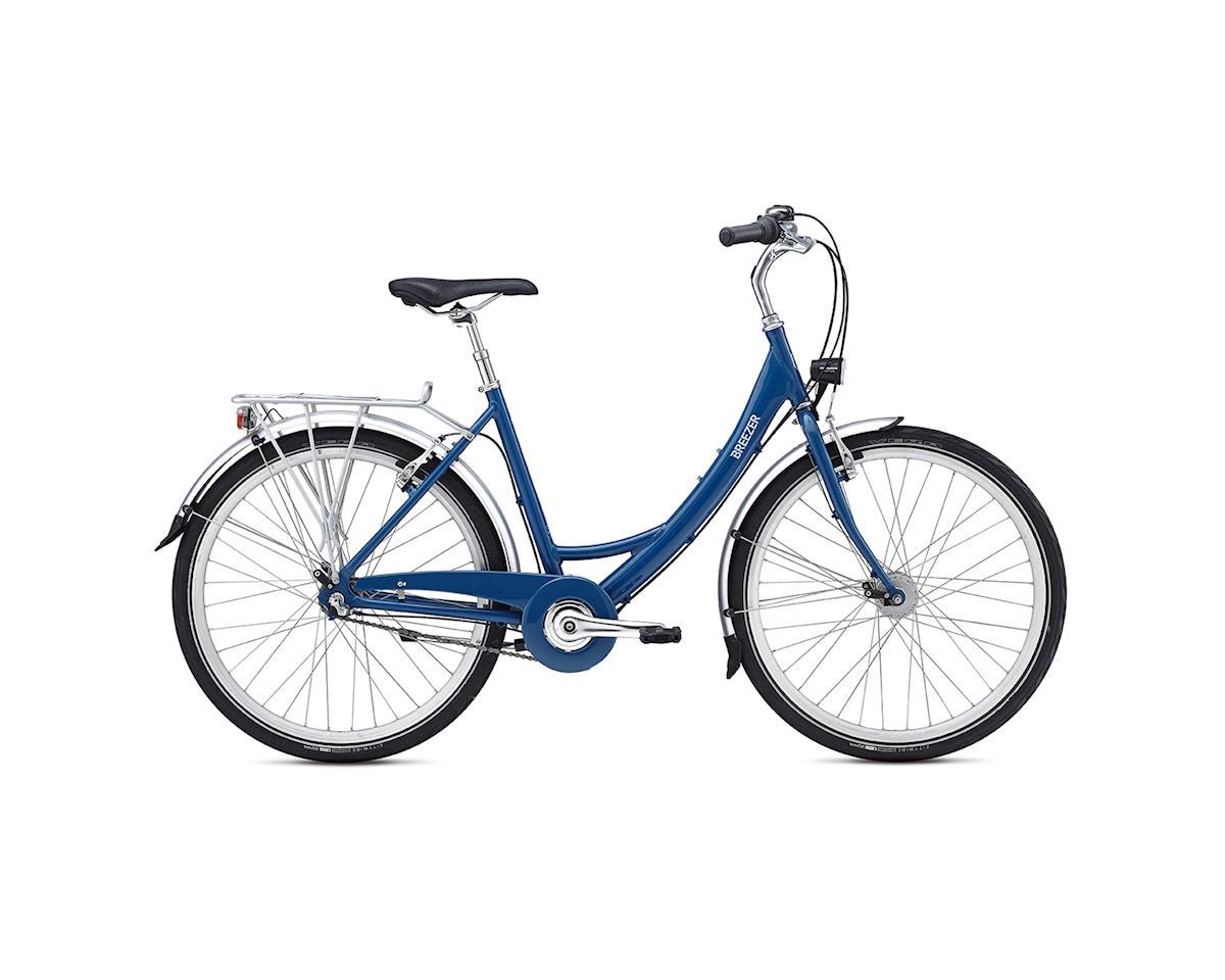 Breezer Uptown 3 Women's City Bike -- 2017 (Navy) (15)