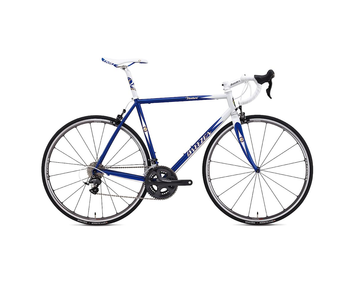 Breezer Venturi Road Bike - 2012 (Blue/White) (57)