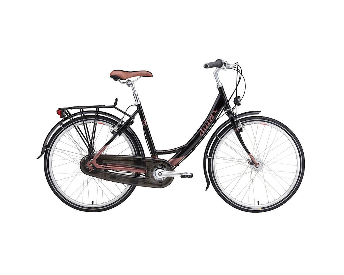 Breezer Uptown Infinity Women's City Bike - 2012 (Black) (15)