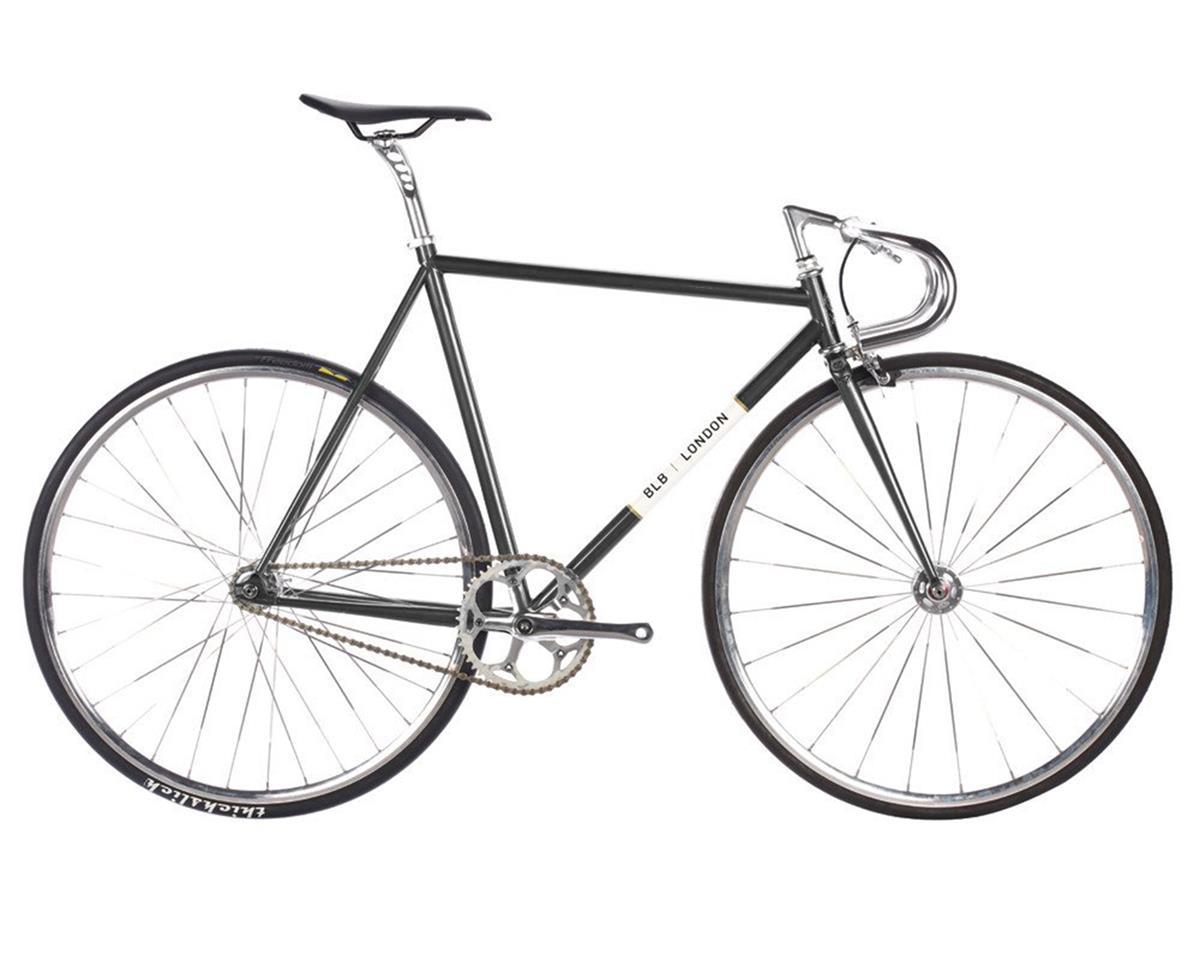 London Lo Pro Complete Steel Track Bike (Gun Metal)