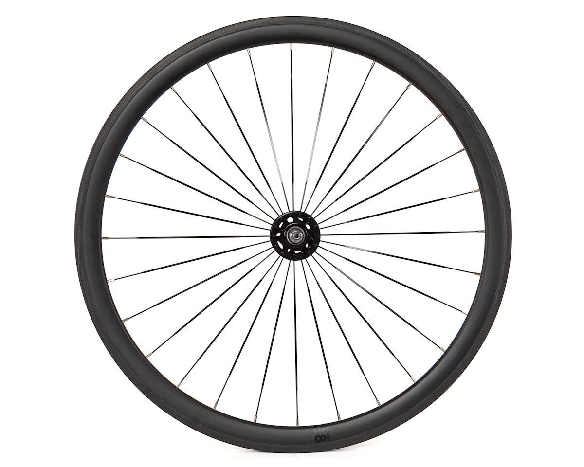 Brick Lane Bikes Notorious Carbon Track Wheelset (38mm) (28h)