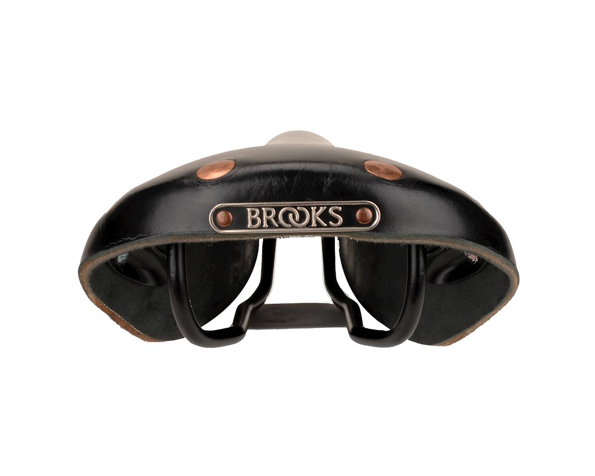 Brooks Colt Vintage Saddle (Black)