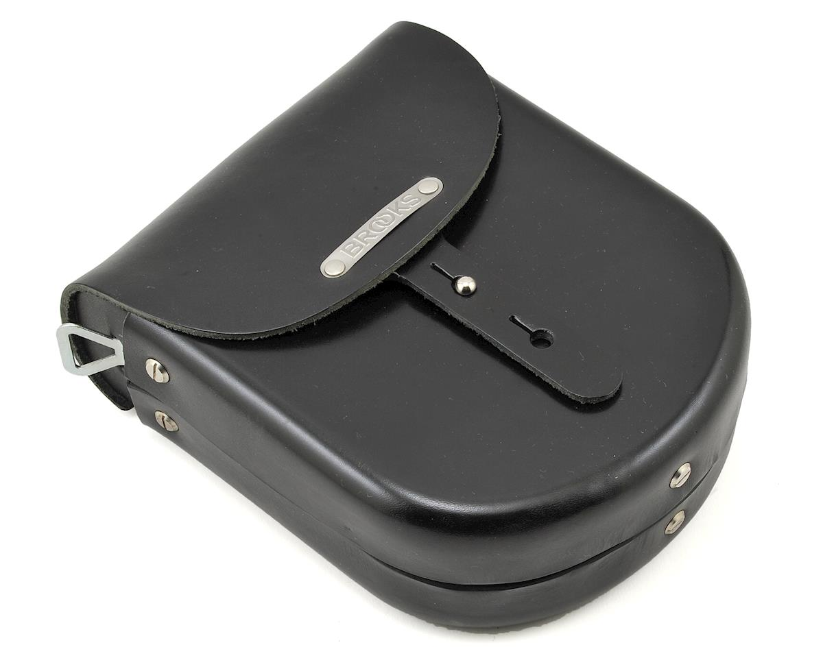 Brooks B1 Small Moulded Saddle Bag (Black)