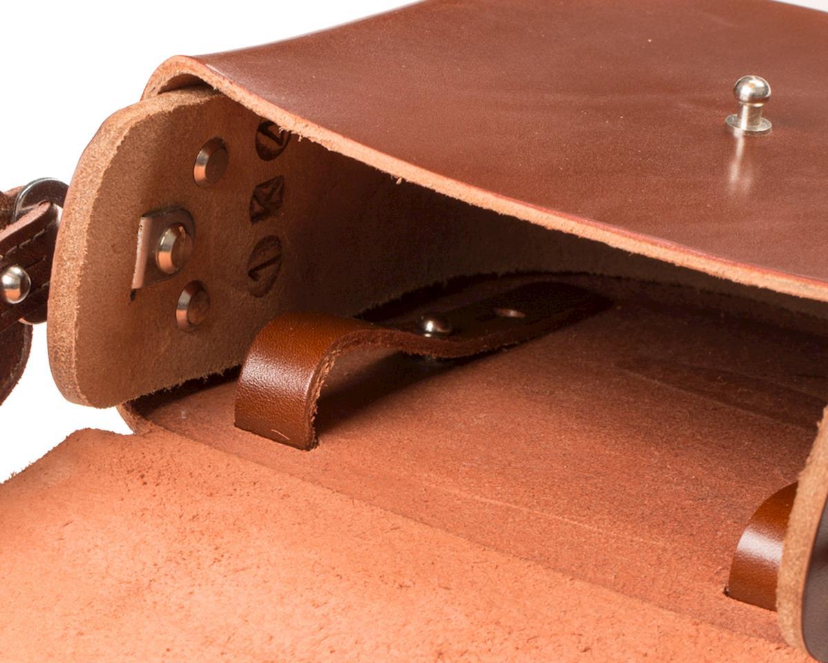 Brooks B1 Small Moulded Saddle Bag (Black)