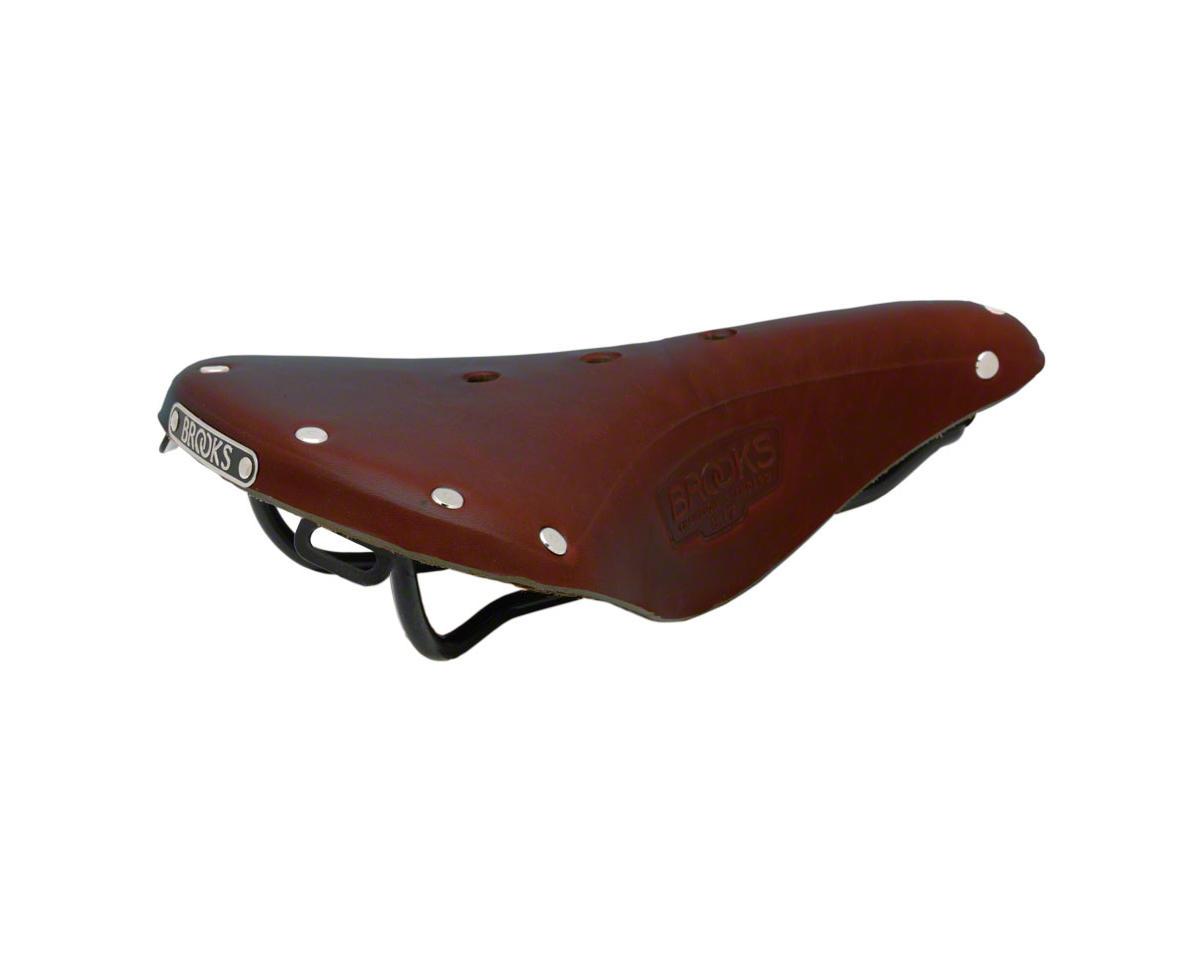 B17 Standard Antique Brown w/Black Rail