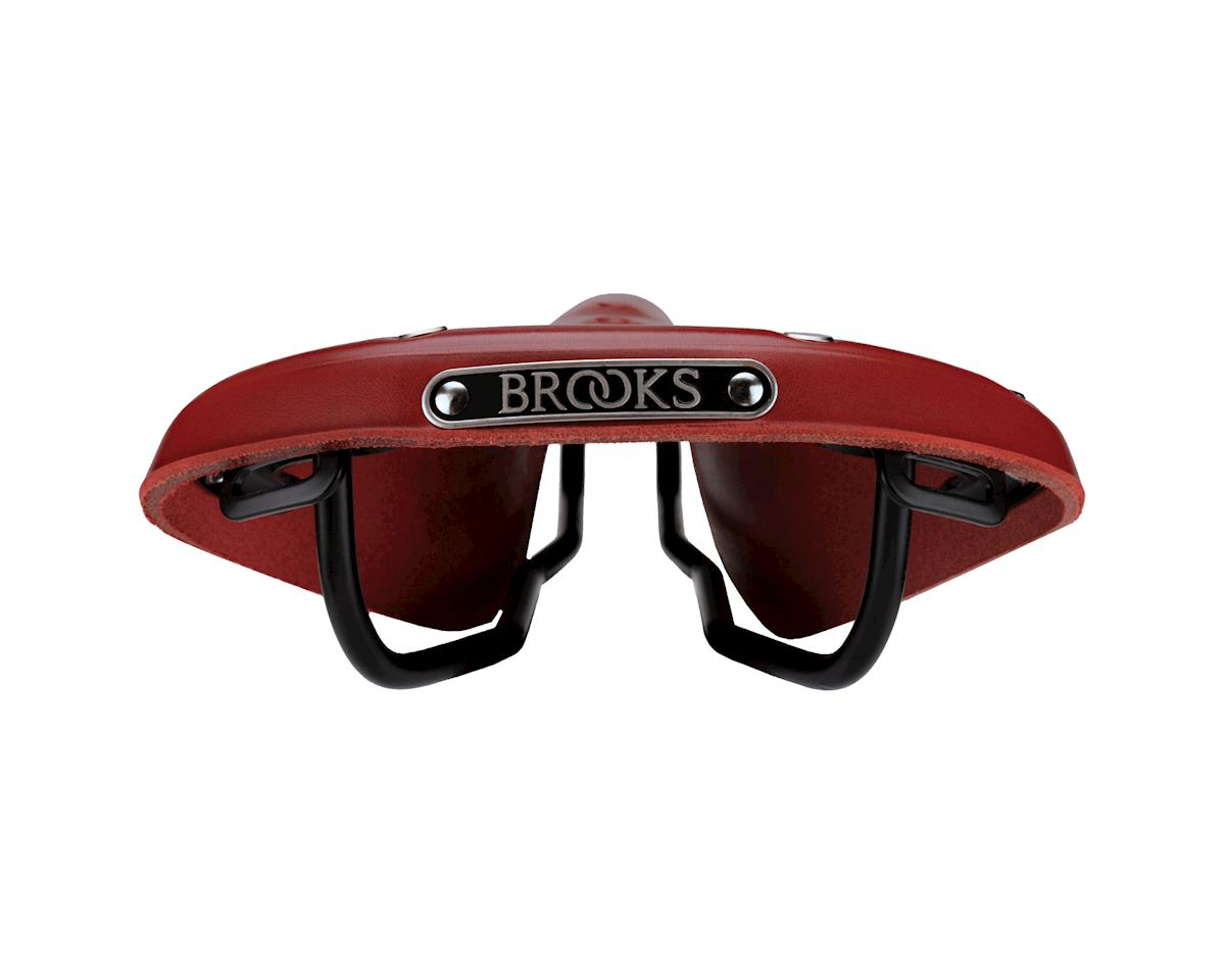 Image 4 for Brooks B17 Saddle (Red)