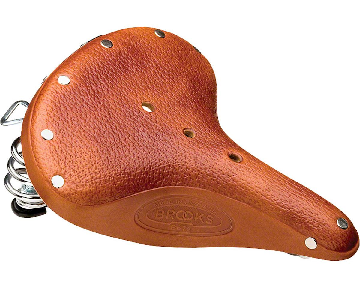 Brooks B67 S Women's Saddle (Honey)