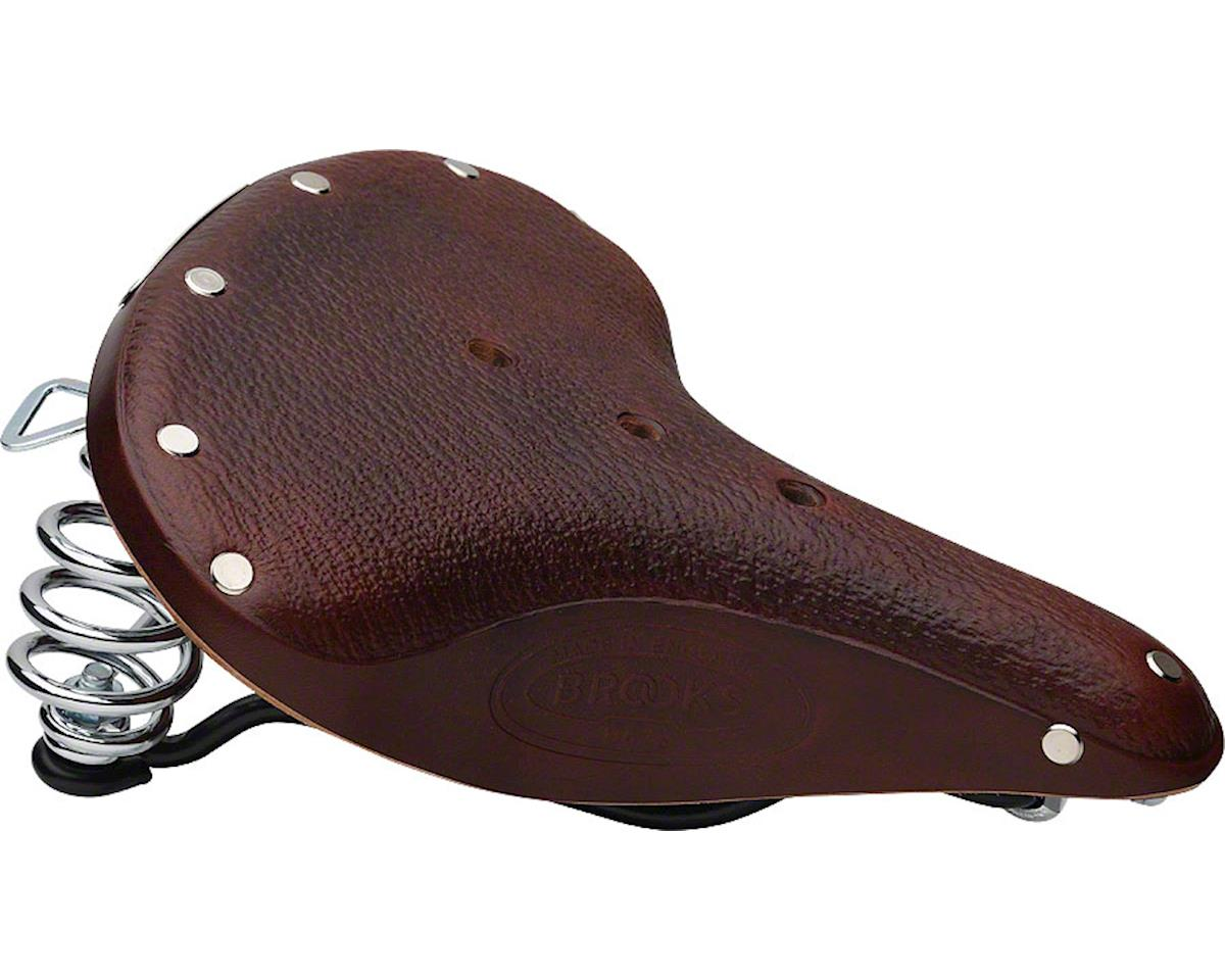 Brooks B67 S Women's Saddle (Brown)