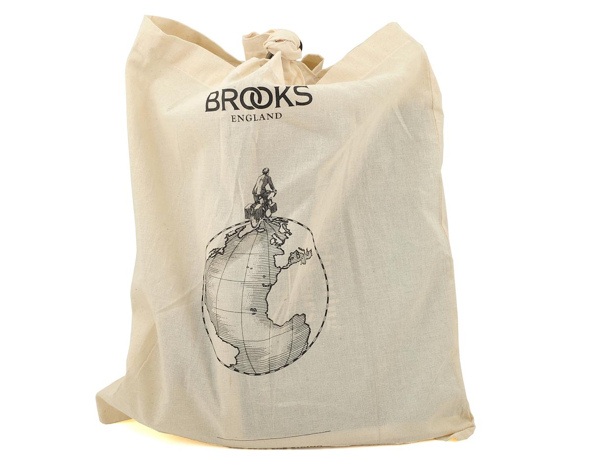 Brooks B33 Triple Rail Saddle With Clamp (Black/Chrome)