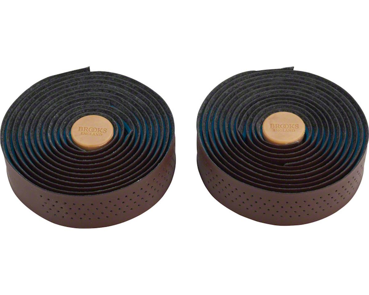 Brooks 3mm Microfiber Handlebar Tape (Brown)