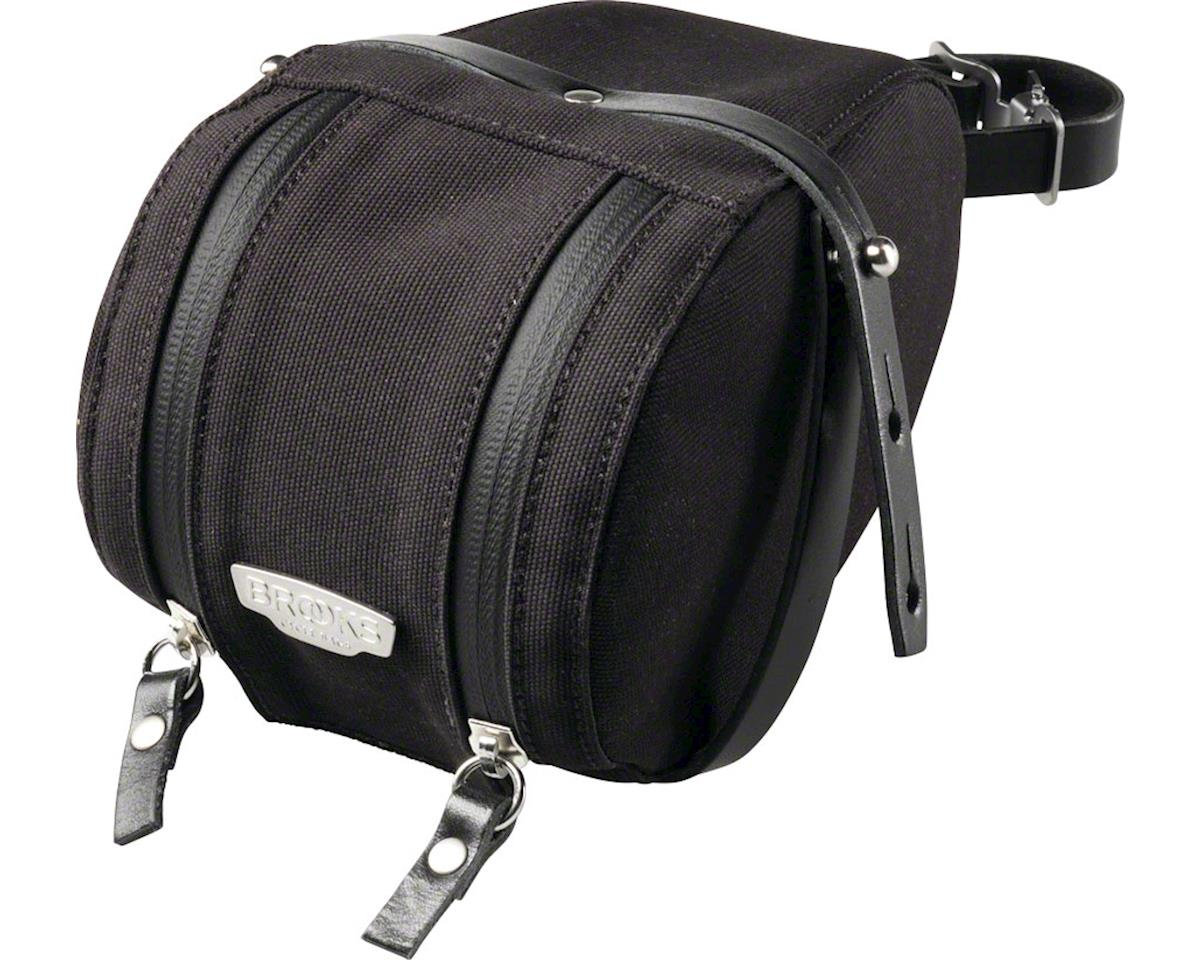 Brooks Isle Of Wight Saddle Bag (Black) (S)