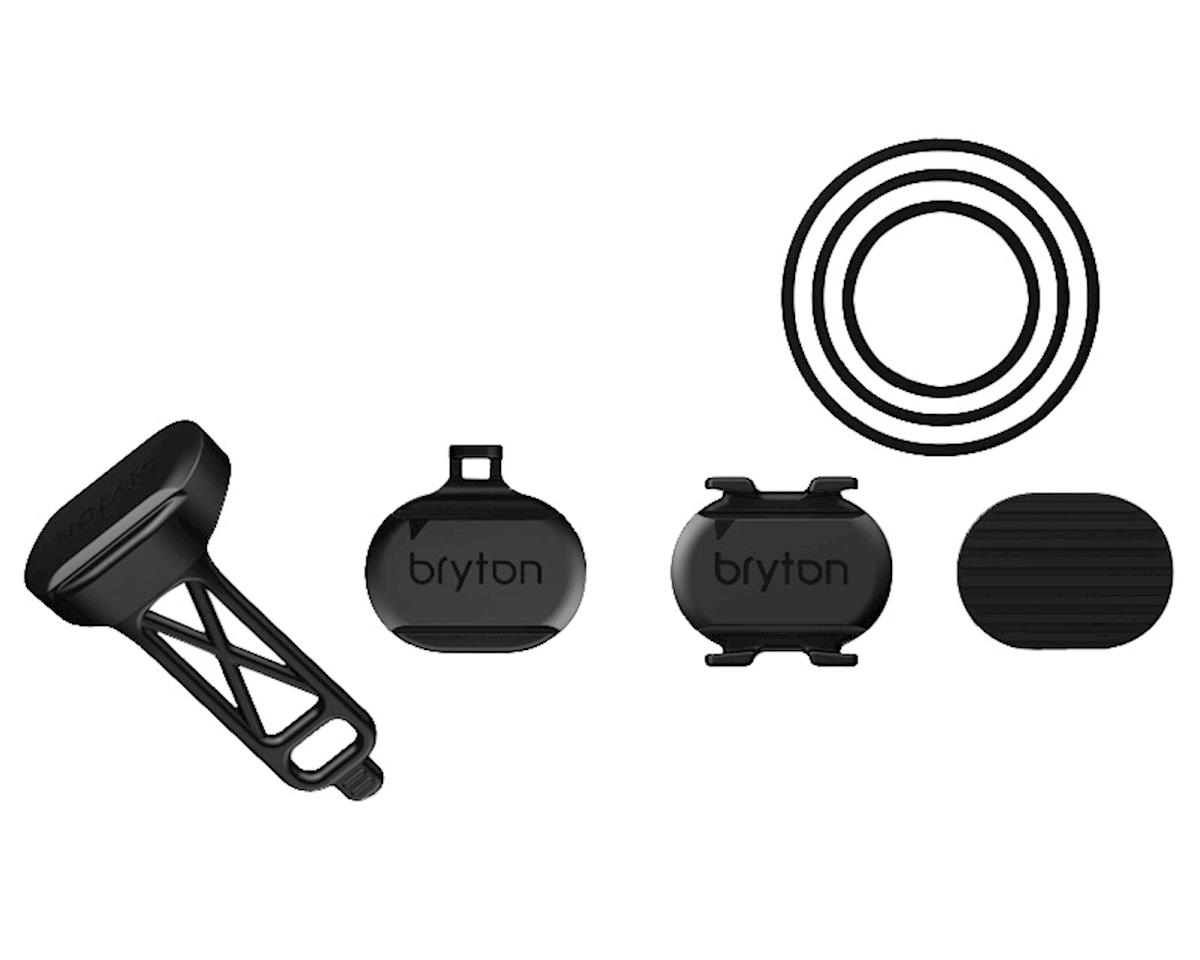 Bryton Magnet-less dual sensor