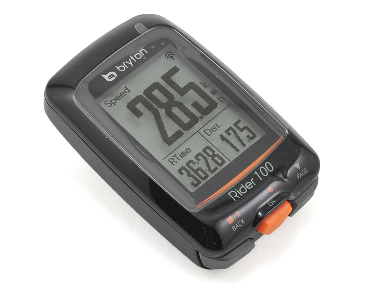 Bryton Rider 100 E GPS Cycling Computer