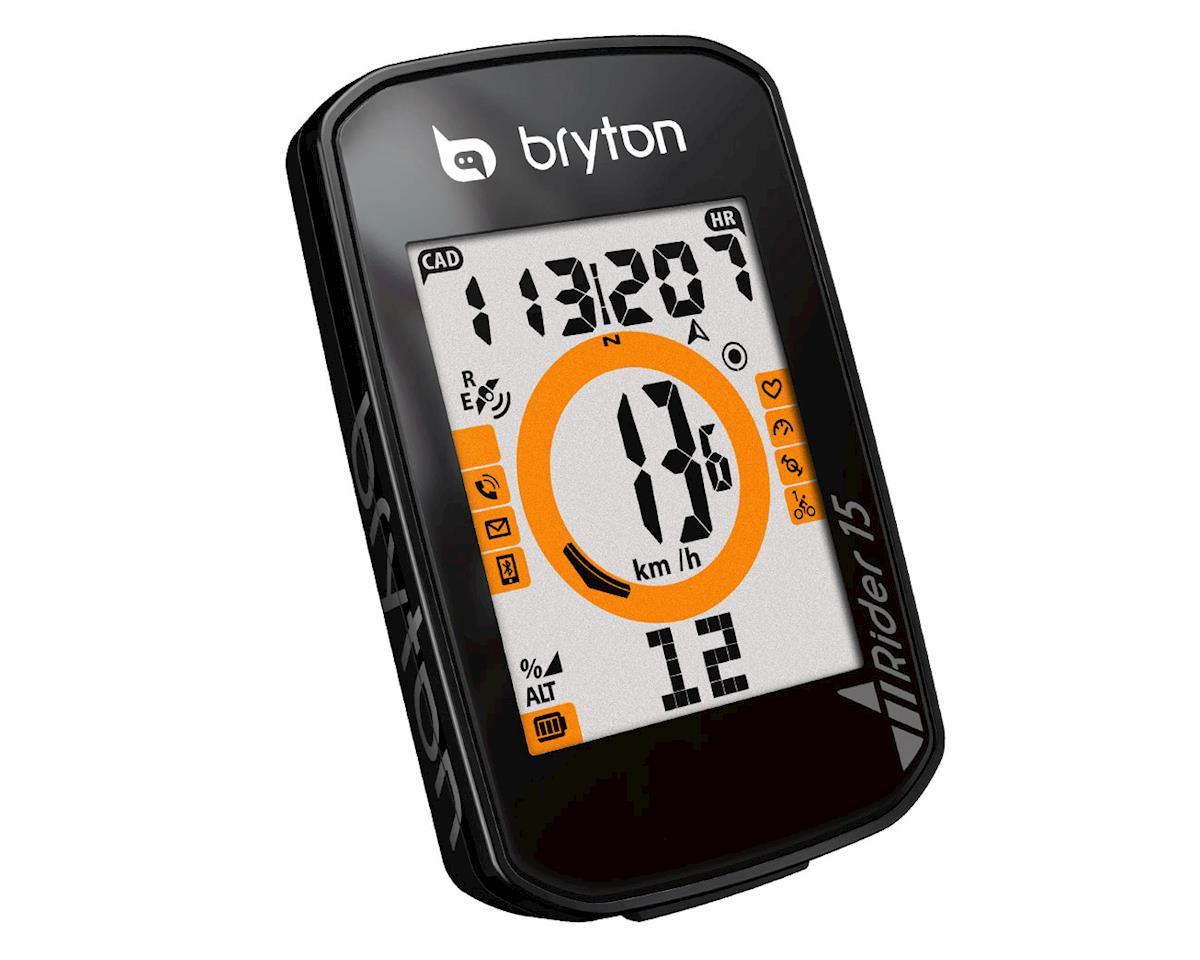 Bryton Rider 15E GPS (Black)