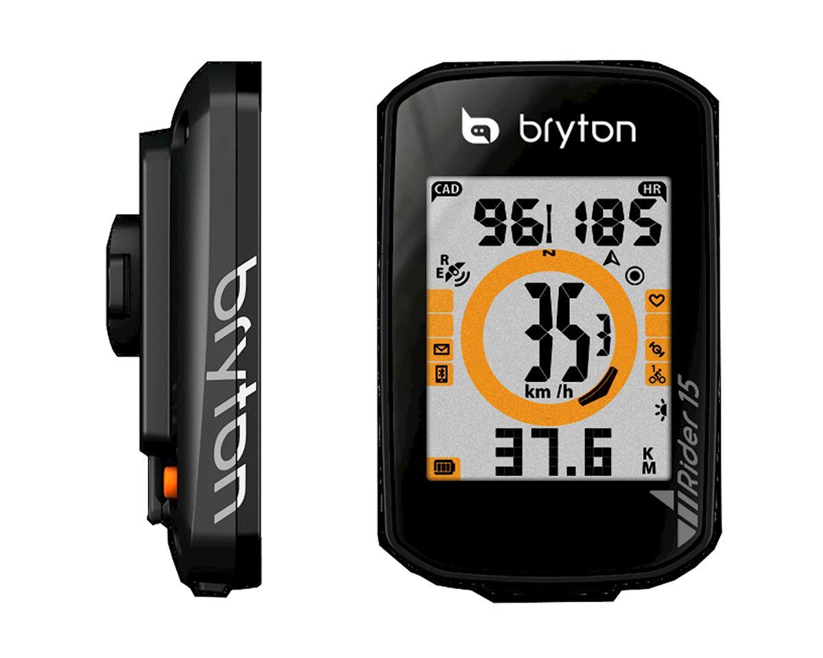Bryton Rider 15C GPS (Black)