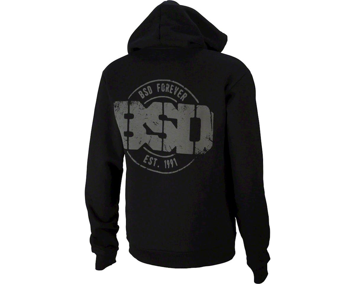 Bsd Established Hoodie: Black, SM (S)